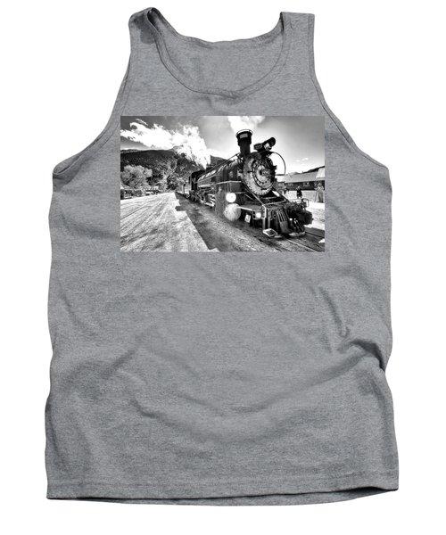 Train Nin Silverton Colorado Tank Top