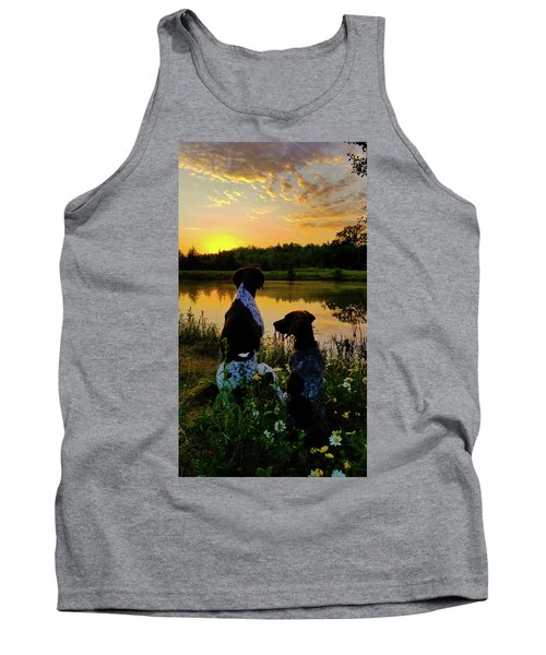 Tranquil Moment Tank Top