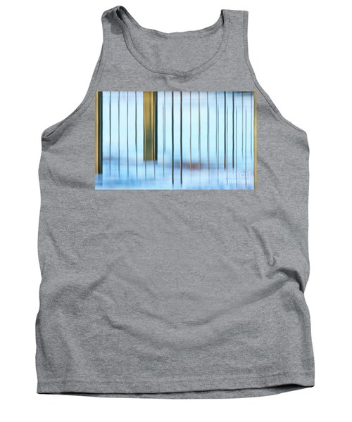 Tank Top featuring the photograph Transcendental... by Nina Stavlund