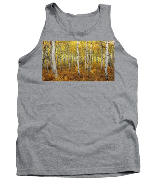 Tank Top featuring the photograph Transition by Dustin  LeFevre
