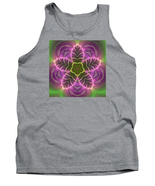 Transition Flower Tank Top