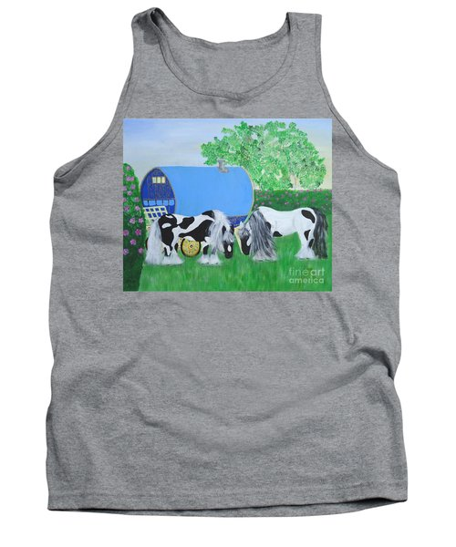 Travelling Light Tank Top