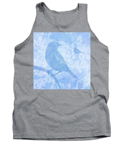 Tree Birds I Tank Top