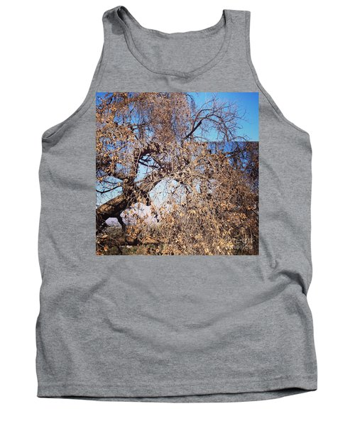Tree Bow And Dance Tank Top
