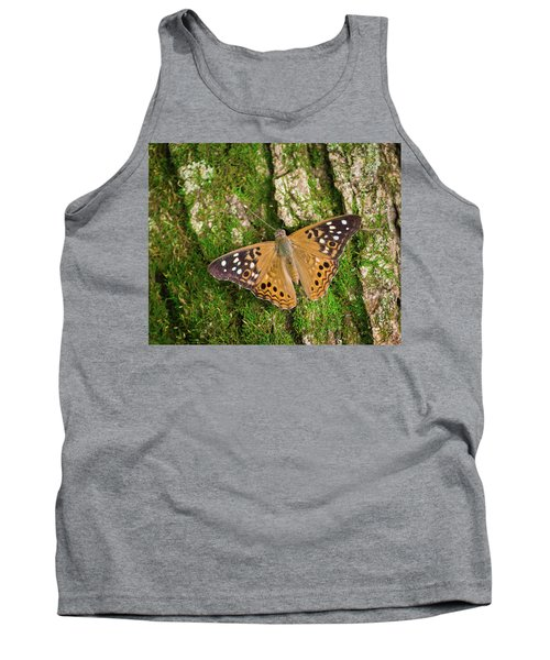 Tank Top featuring the photograph Tree Hugger by Bill Pevlor