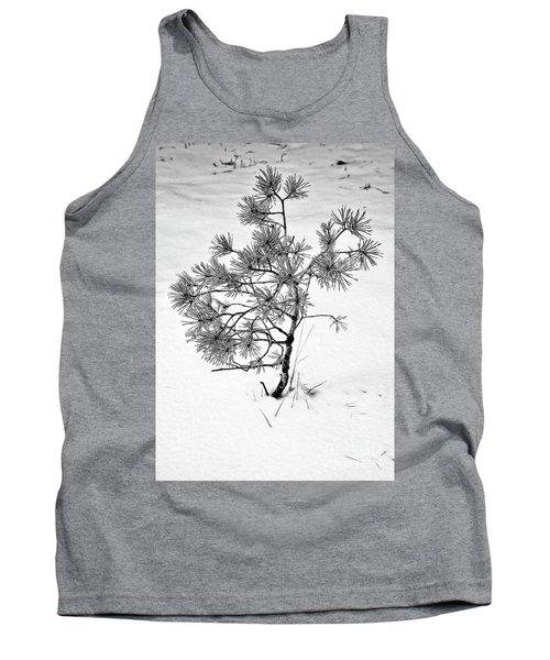 Tree In Winter Tank Top