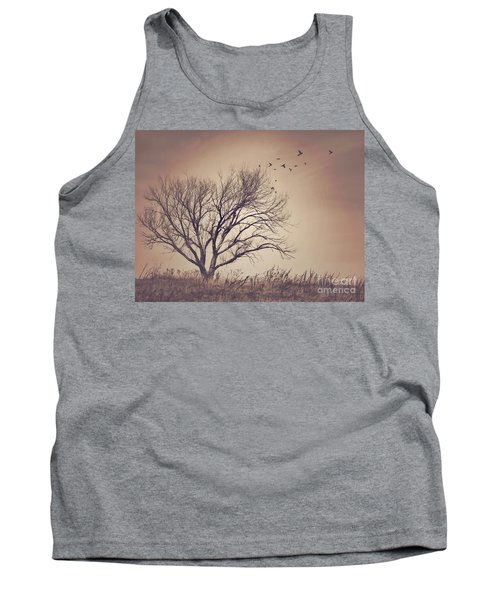 Tank Top featuring the photograph Tree by Juli Scalzi