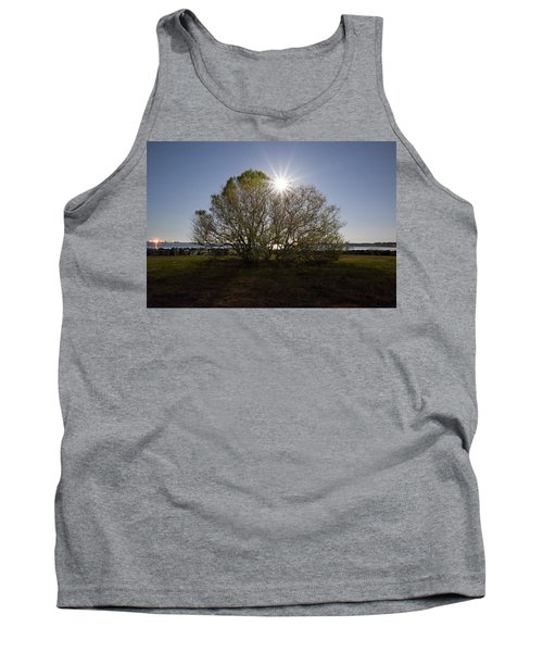 Tree Of The Night Tank Top