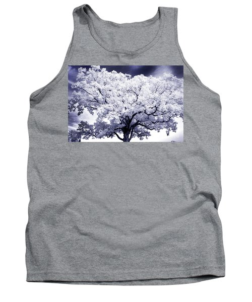 Tank Top featuring the photograph Tree by Paul W Faust - Impressions of Light