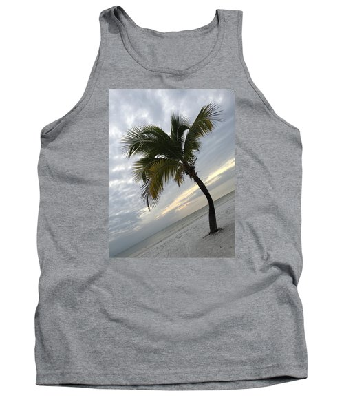Tank Top featuring the photograph Tree Pose by Jean Marie Maggi