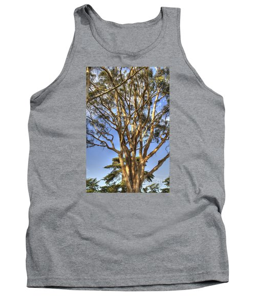 Tree To The Heavens Tank Top