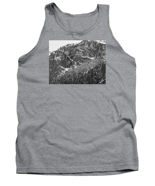 Tank Top featuring the photograph Treefall by Lora Lee Chapman
