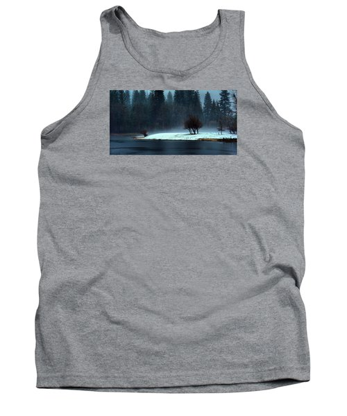 Trees On Point Tank Top