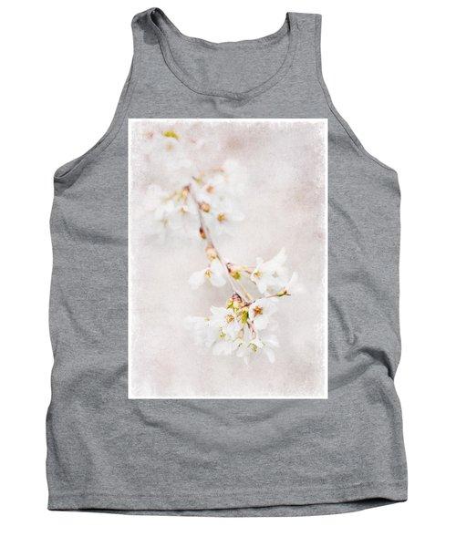 Triadelphia Cherry Blossoms Tank Top