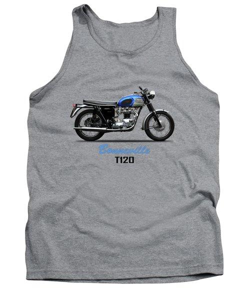 Triumph Bonneville T120 1965 Tank Top