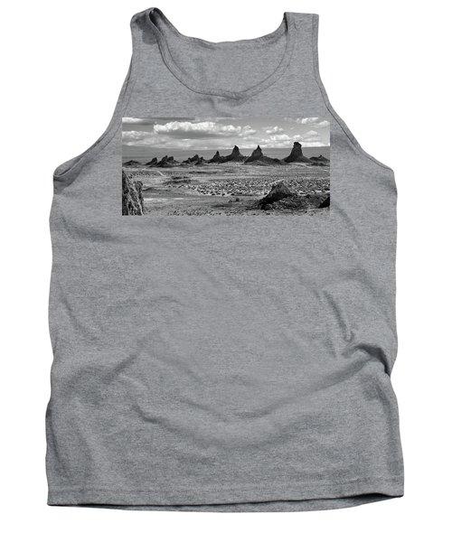 Trona Pinnacles Peaks Tank Top