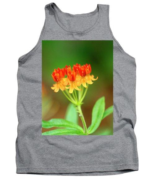 Tropical Milkweed Tank Top