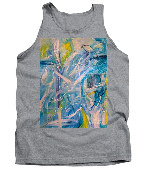 Tropicana Bird 02 Tank Top
