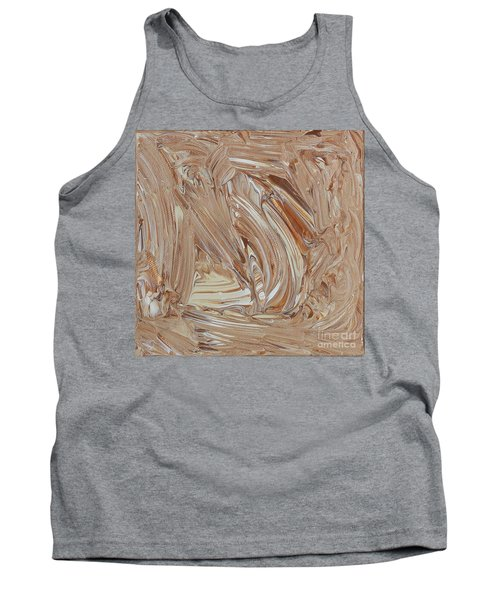 Tank Top featuring the painting True Is Always True by Steven Macanka