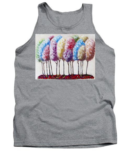 Truffula Forest Tank Top