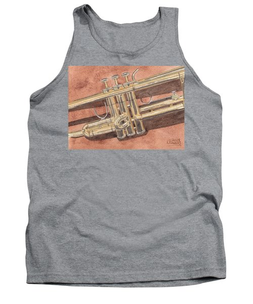 Trumpet Tank Top