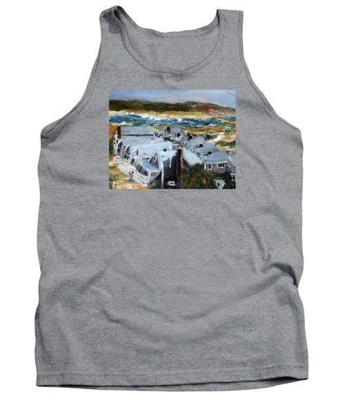 Roseville Beach Colony Tank Top