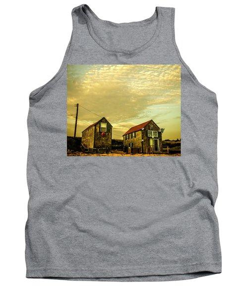 Truro Beach Houses Tank Top
