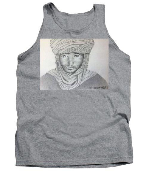 Tuareg Beduin Tank Top