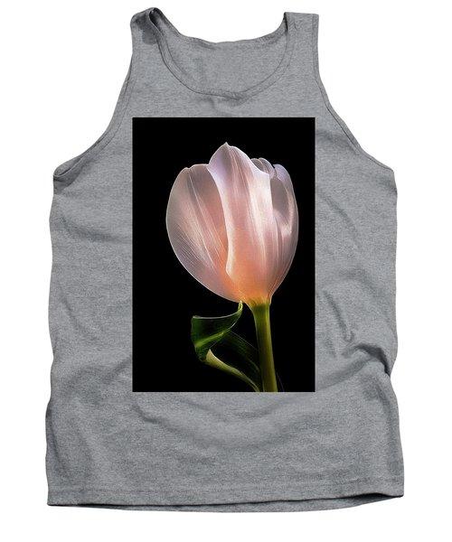 Tulip In Light Tank Top