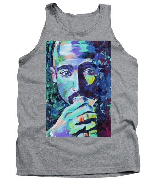 Tupac Tank Top