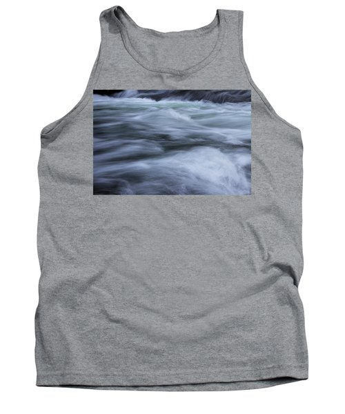 Tank Top featuring the photograph Turbulence 2 by Mike Eingle