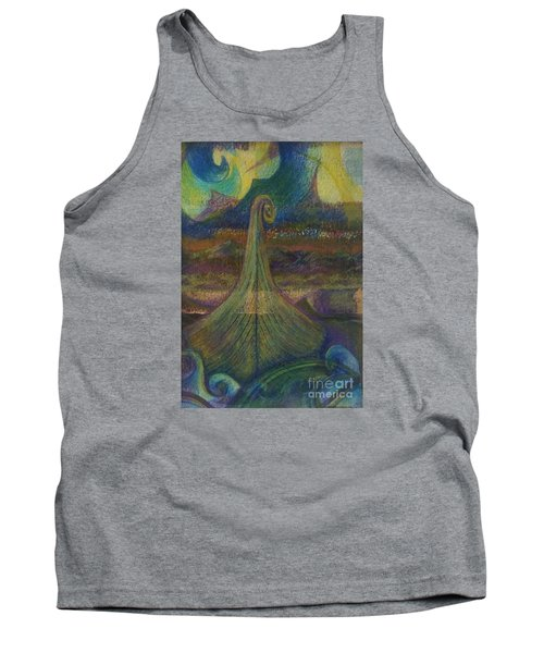 Tank Top featuring the photograph Turbulence by Cynthia Lagoudakis