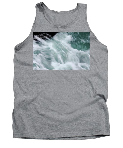 Turbulent Seas Tank Top