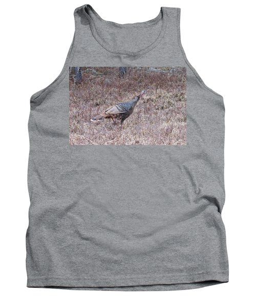 Tank Top featuring the photograph Turkey 1155 by Michael Peychich