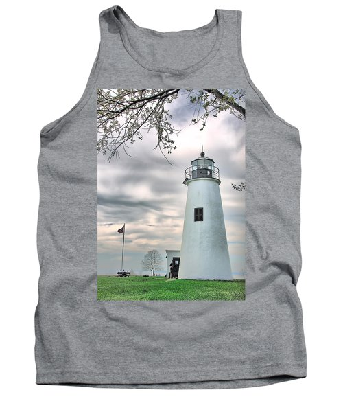 Turkey Point Lighthouse Tank Top