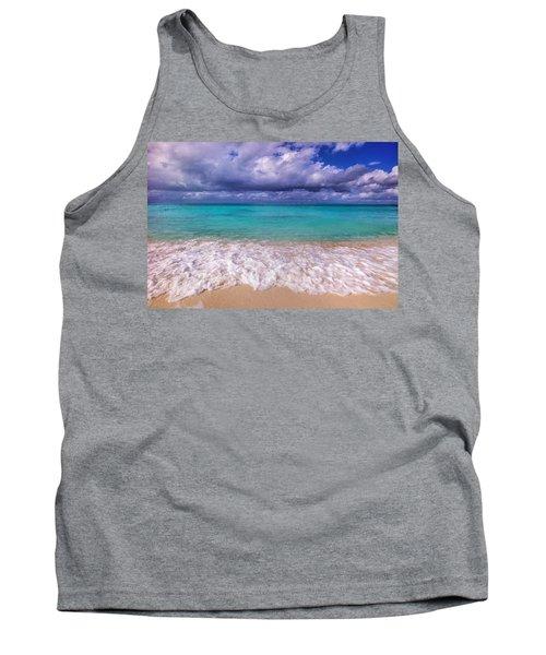 Turks And Caicos Beach Tank Top