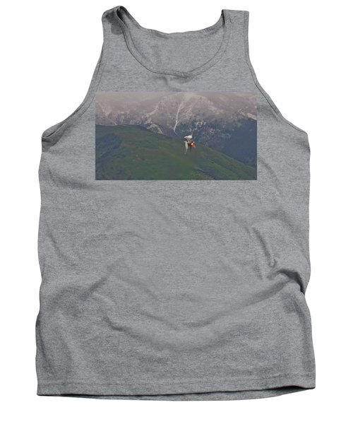 Turn And Burn Tank Top