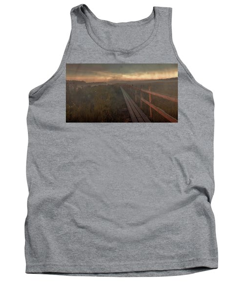 Turn To Infinity #g6 Tank Top