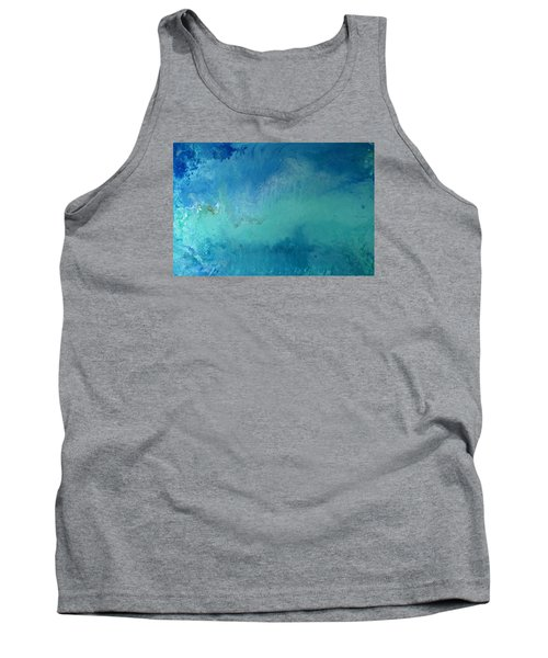 Turquoise Ocean Tank Top