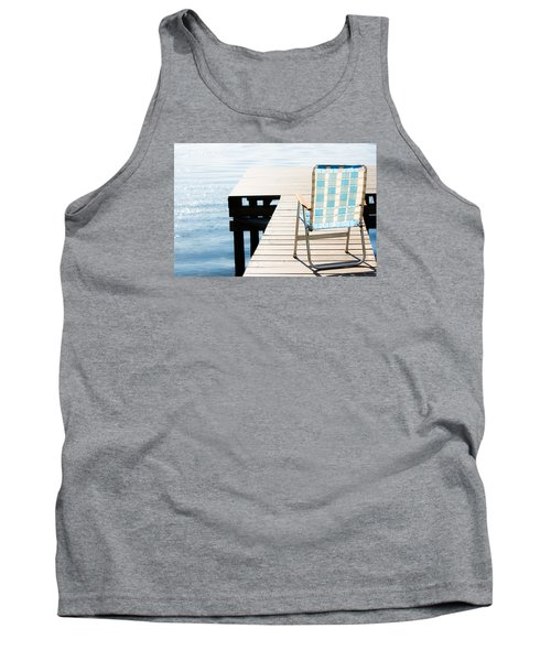 Turquoise Paradise Tank Top