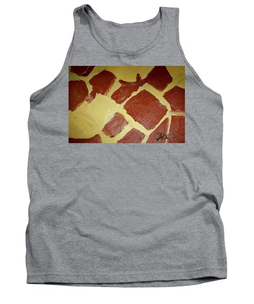 Turtle Lamp Tank Top by Shea Holliman