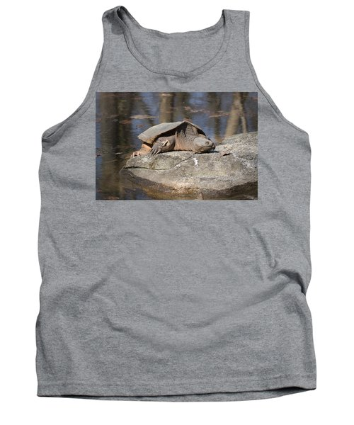 Turtle Tanning Bed Tank Top