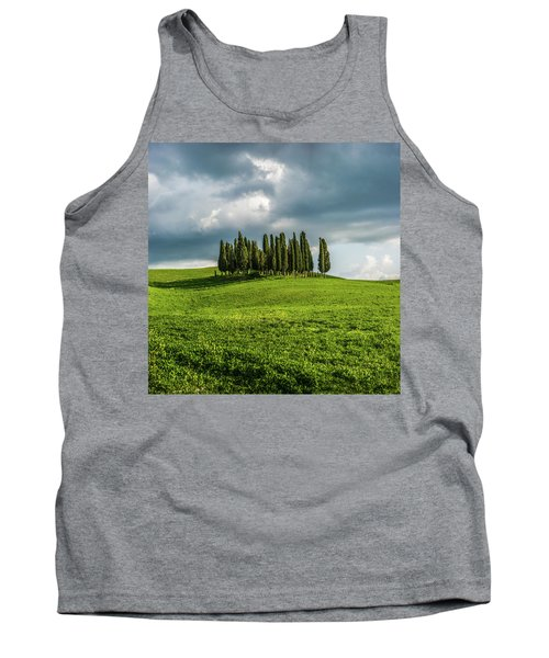 Tuscan Wonderland - Val D Orcia Tank Top