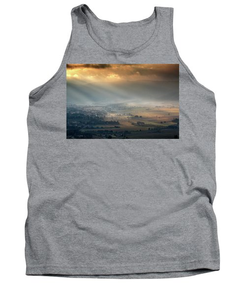 Tuscany Valley  Tank Top