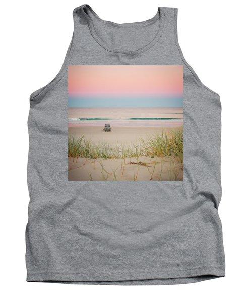 Twilight On The Beach Tank Top