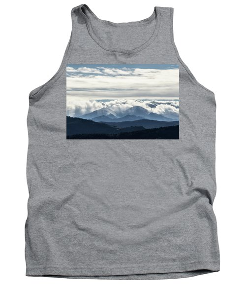 Twin Peaks Tank Top