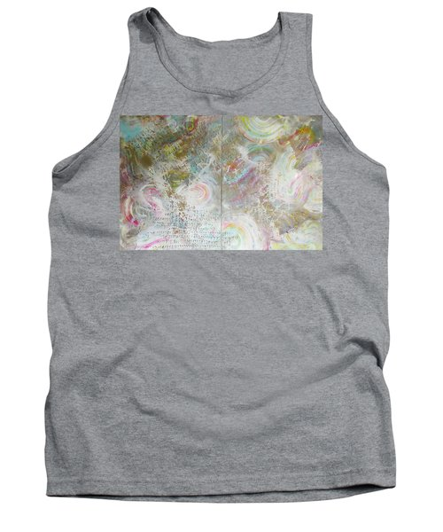 Twin Spica Tank Top