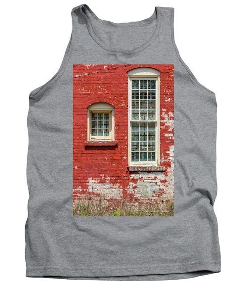 Tank Top featuring the photograph Twins by Christopher Holmes