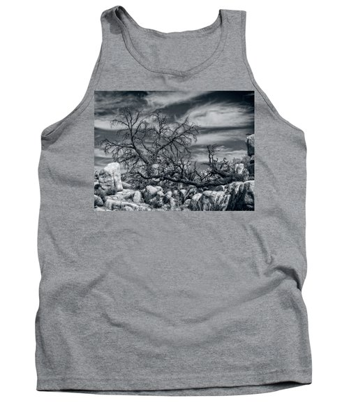 Twisted Branches Tank Top