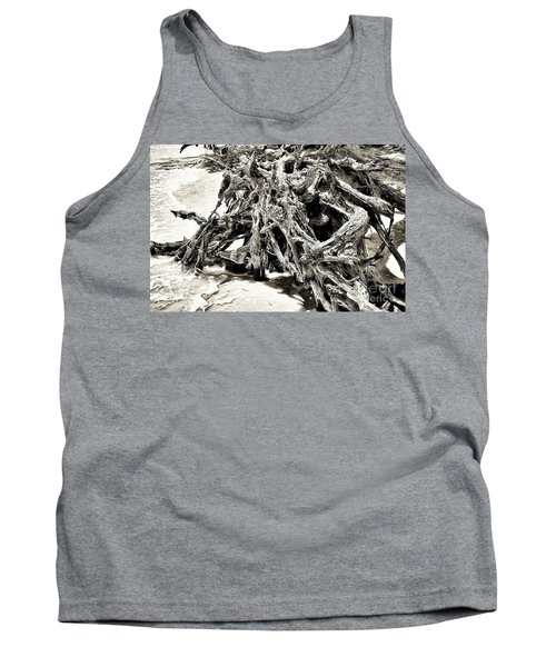 Twisted Driftwood Tank Top